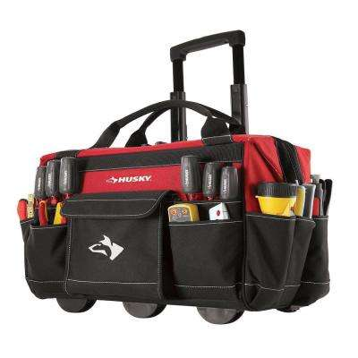 18 in. Rolling Tool Tote