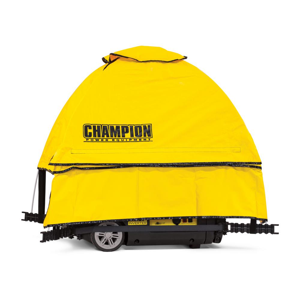 CHAMPION POWER EQUIPMENT Storm Shield Severe Weather Inverter Generator Cover by GenTent for 2000 to 3500-Watts Inverters