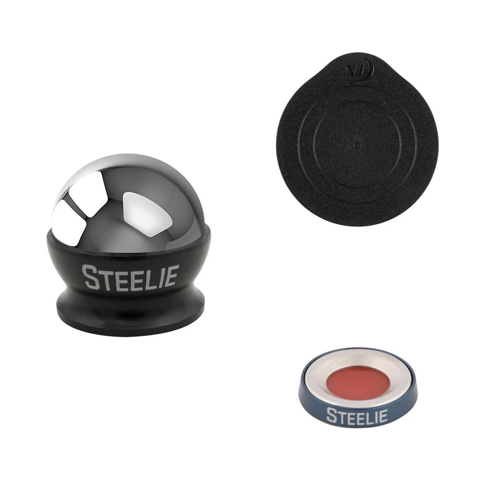 Steelie Dash Mount Kit Plus