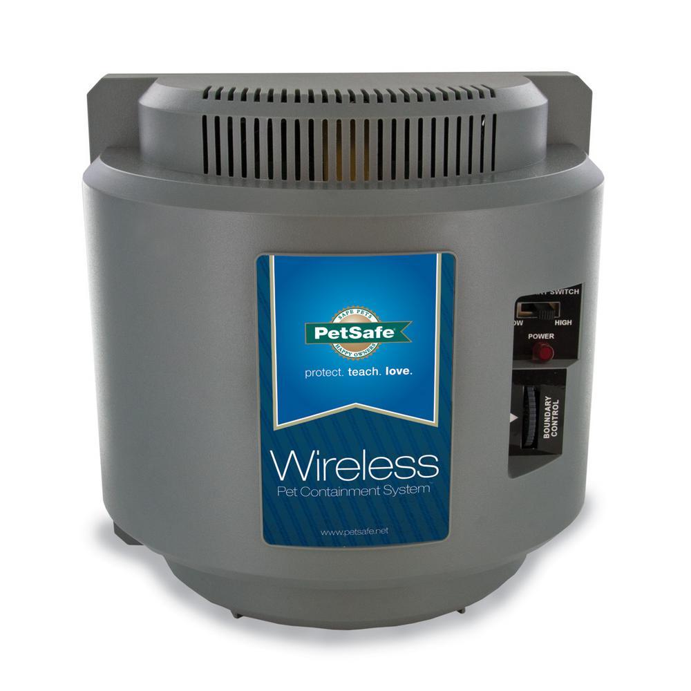 PetSafe Extra 1/2-Acre Wireless Fence Transmitter by PetSafe
