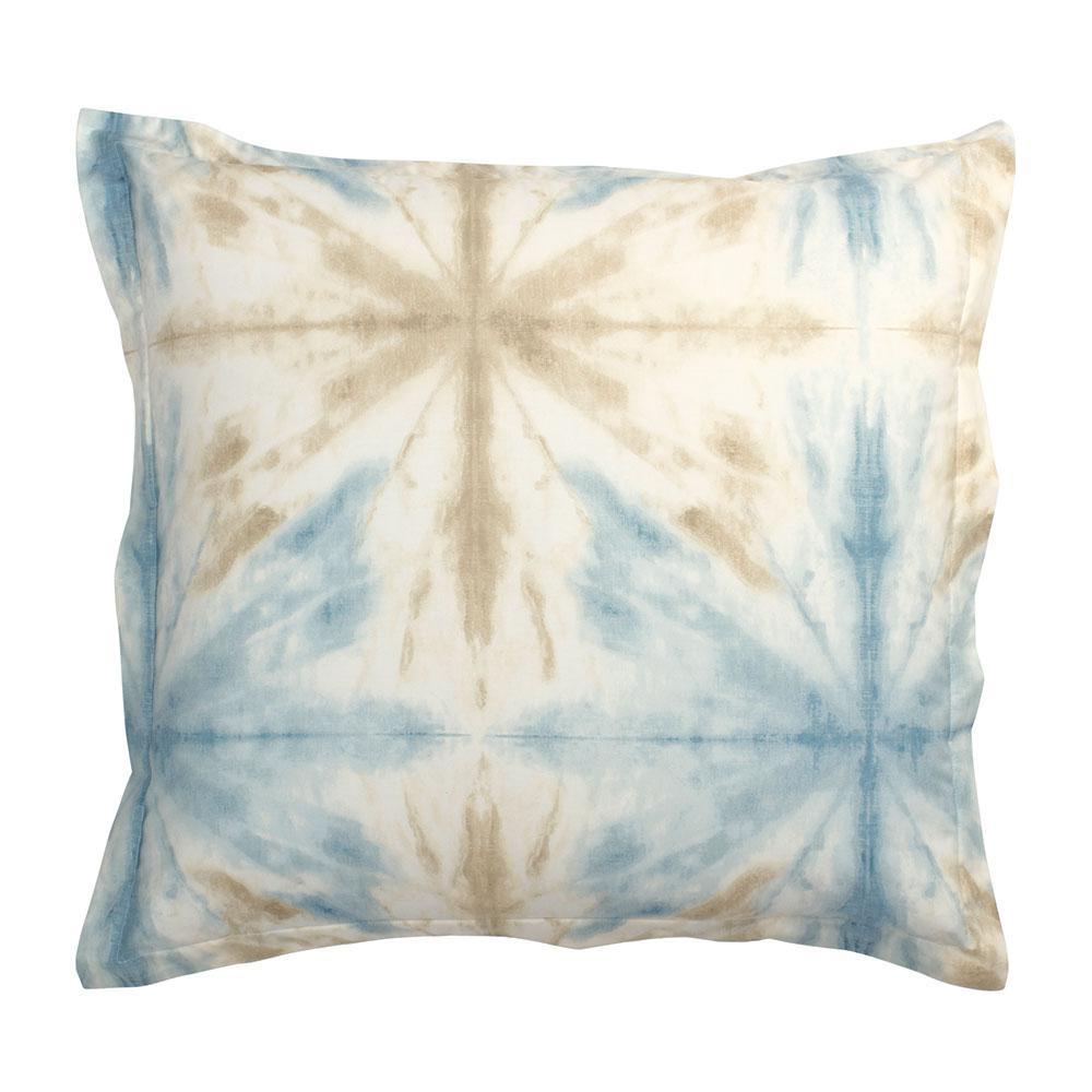 Synergy Tie-Dye Organic Cotton Percale Sham