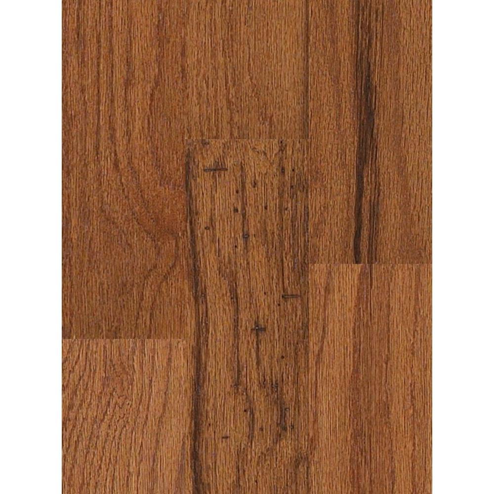 Shaw Macon Gunstock 3/8 in. Thick x 3-1/4 in. Wide x Random Length Engineered Hardwood Flooring (19.80 sq. ft. / case)