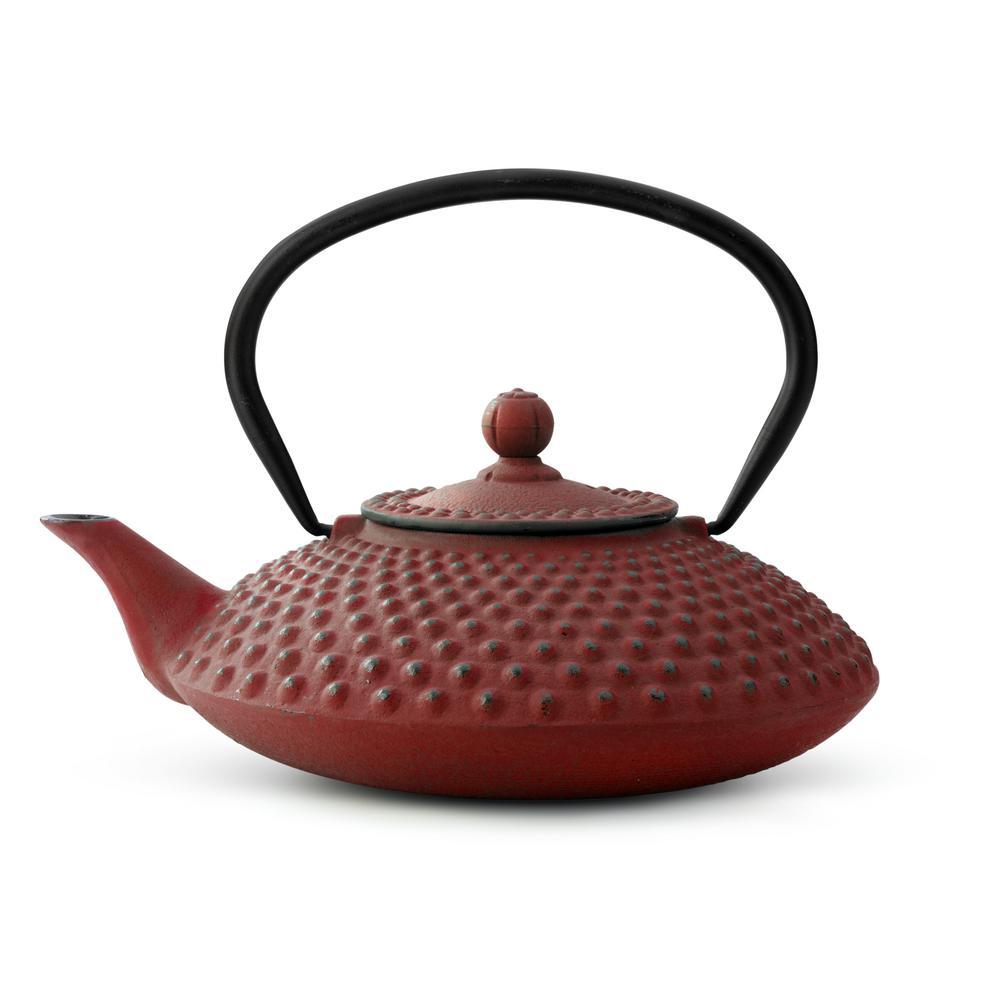 42 fl. oz. Red Xilin Teapot