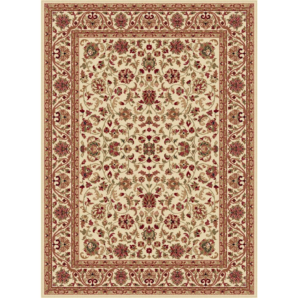 tayse rugs sensation beige 10 ft 6 in x 14 ft 6 in traditional area rug sns4812 11x15 the. Black Bedroom Furniture Sets. Home Design Ideas