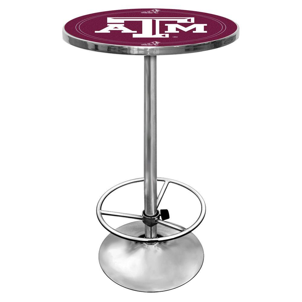 Trademark TAMU Pub Table 28In Pub Table