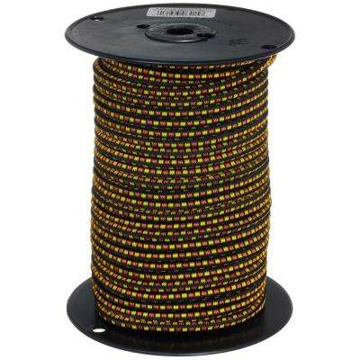 5/16 in. x 125 ft. Bungee Cord Reel in Multi-Colored