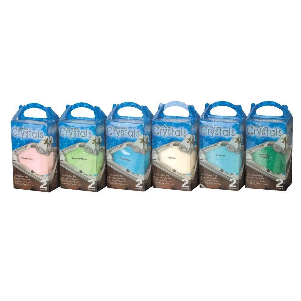 Core Covers 12 lbs. Aromatherapy Crystals Kit