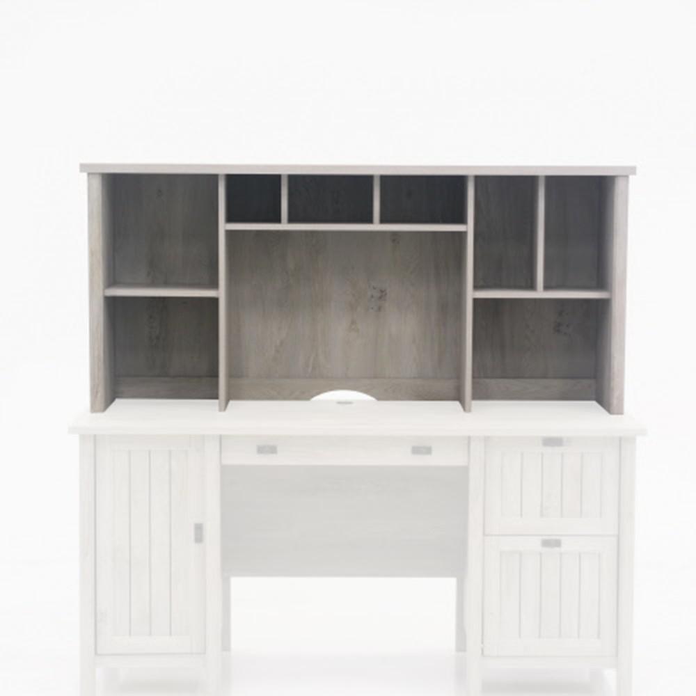 Sauder White Computer Desk With Hutch Hostgarcia