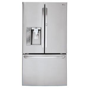 Click here to buy LG Electronics 30 cu. ft. French Door Refrigerator with Door-In-Door Design in Stainless Steel by LG Electronics.