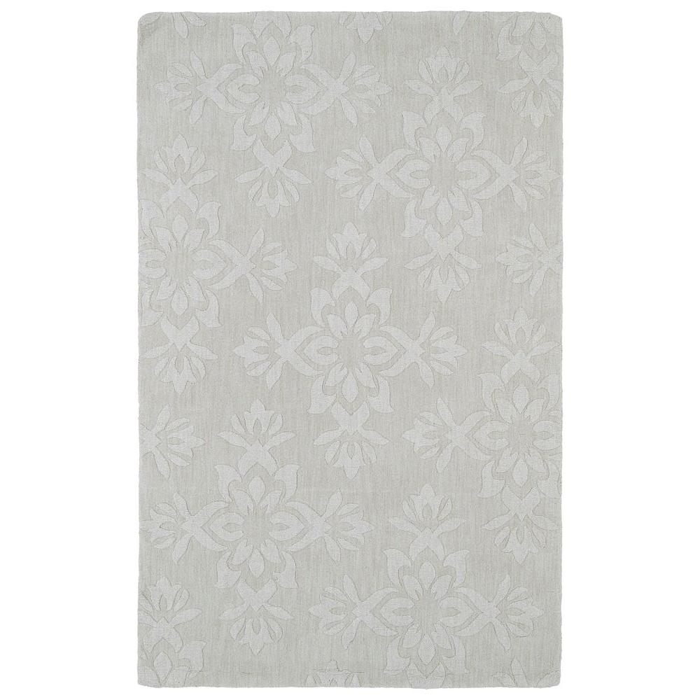Kaleen Imprints Classic Ivory 9 ft. 6 in. x 13 ft. 6 in. Area Rug