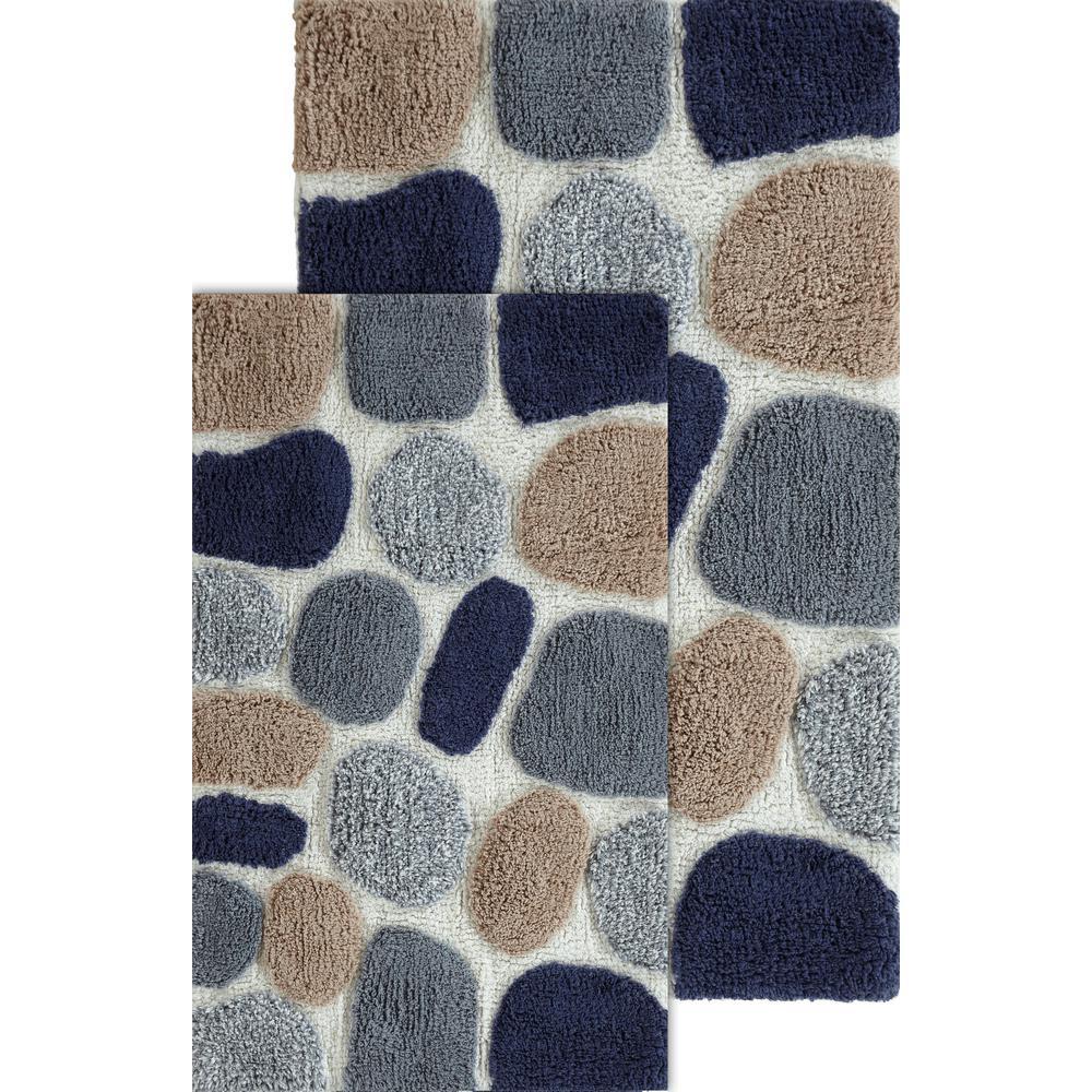 Chesapeake Merchandising Pebbles Blue