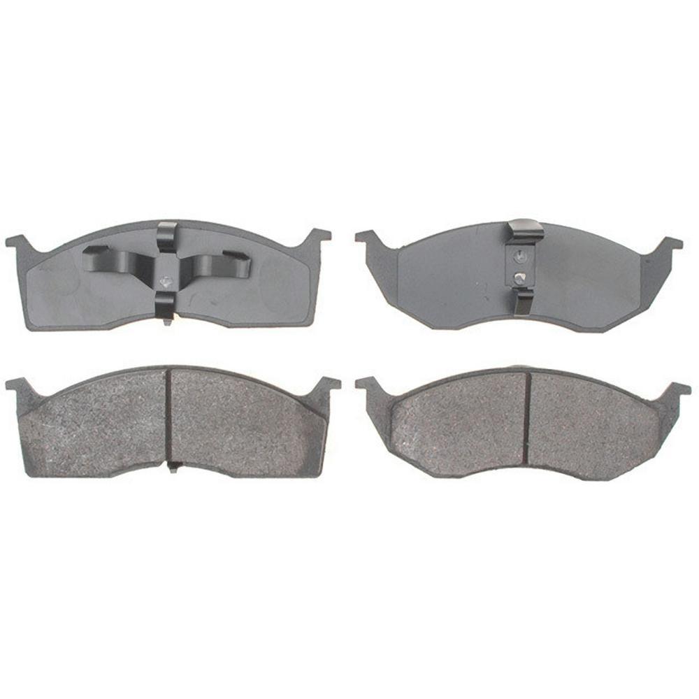 Raybestos SGD930C Service Grade Ceramic Disc Brake Pad Set