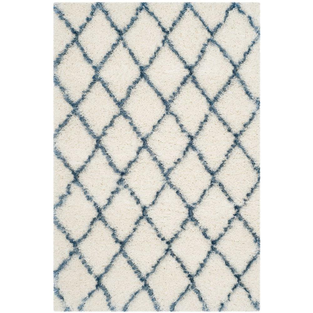 nuloom plush and natural home product trellis soft shag moroccan garden rug x