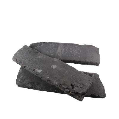 Old Chicago Charcoal 10.76 sq. ft. Flats 0.65 in. x 8.20 in. x 2.50 in. Thin Brick