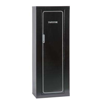 10-Guns Metal Security Cabinet