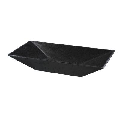 Vessel Sink in Black