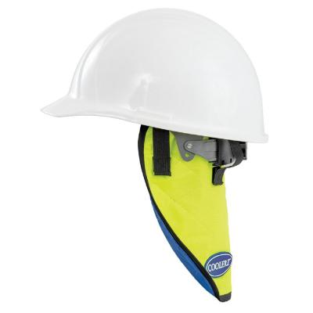 C420 Neck Shield in Hi Viz Lime