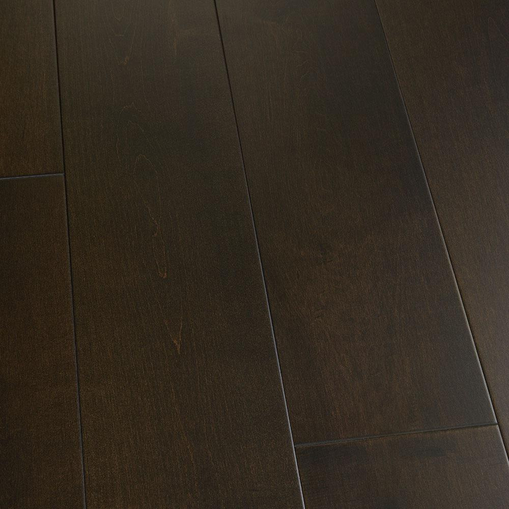 Malibu Wide Plank Take Home Sample - Maple Bolinas Engineered Hardwood Flooring - 5 in. x 7 in.