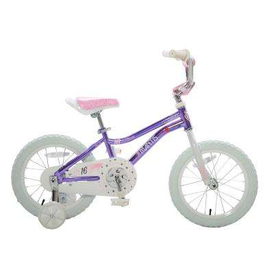 Spritz Violet Ready2Roll 16 in. Kids Bicycle