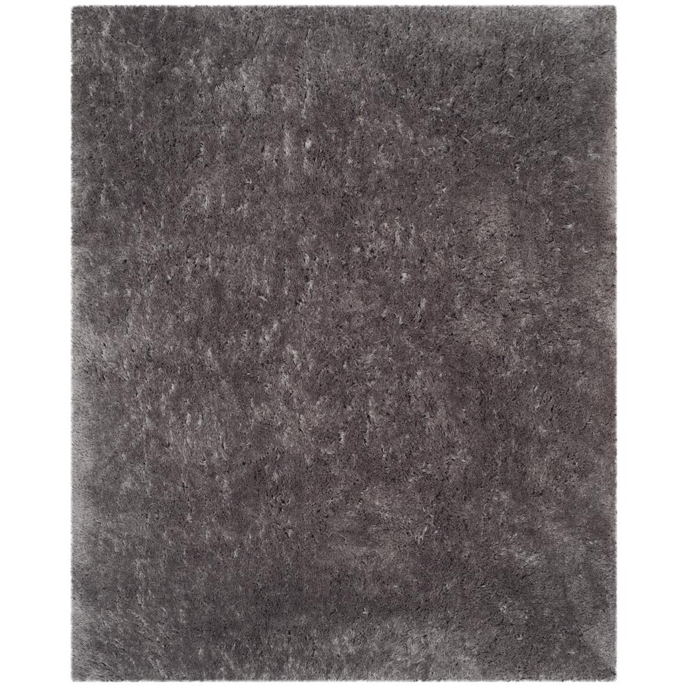 Arctic Shag Gray 8 ft. x 10 ft. Area Rug