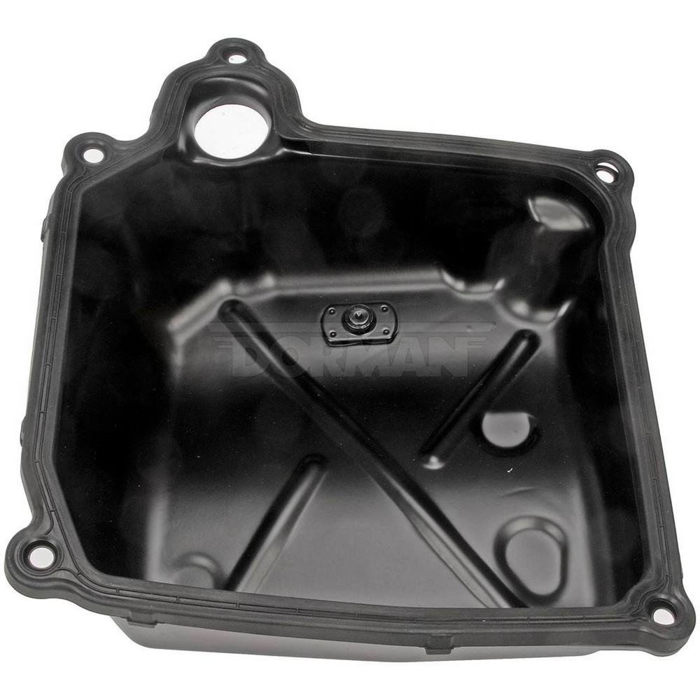 Oe Solutions Transmission Pan With Drain Plug 265 878 The Home Depot