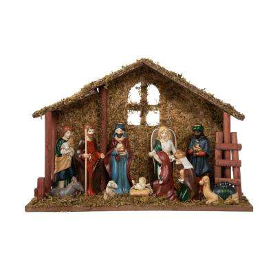 Christmas Villages - Indoor Christmas Decorations - The Home ... on christmas plans, train plans, halloween plans, temple plans, sheep plans, outdoor wooden manger plans, birth plans, church plans, life plans, marriage plans, sleigh plans,