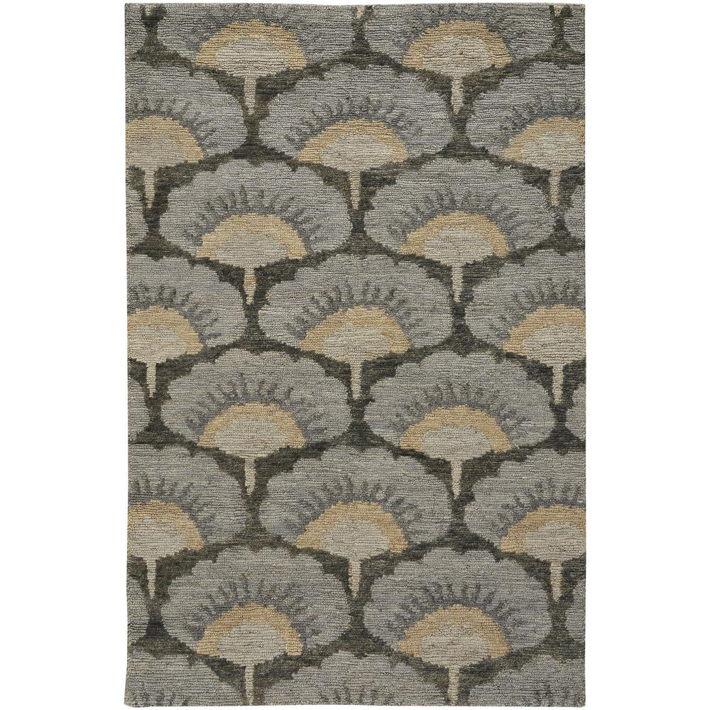 Capel Williamsburg Ina Ash (Grey) 9 ft. x 12 ft. Area Rug The Williamsburg Ina style is a transitional rug design from Capel Rugs. Williamsburg Ina rugs have a hand knotted construction. Uniting quality materials with beautiful, handcrafted design. Practical yet indulgent, artisanal yet affordable, Capel rugs continues to be a favorite for families 100 years after their debut. We make rugs in our American factories and we also source rug weaving vendors from around the world to create a collection unrivaled in range, unsurpassed in design and uncompromising in quality. Color: Ash.