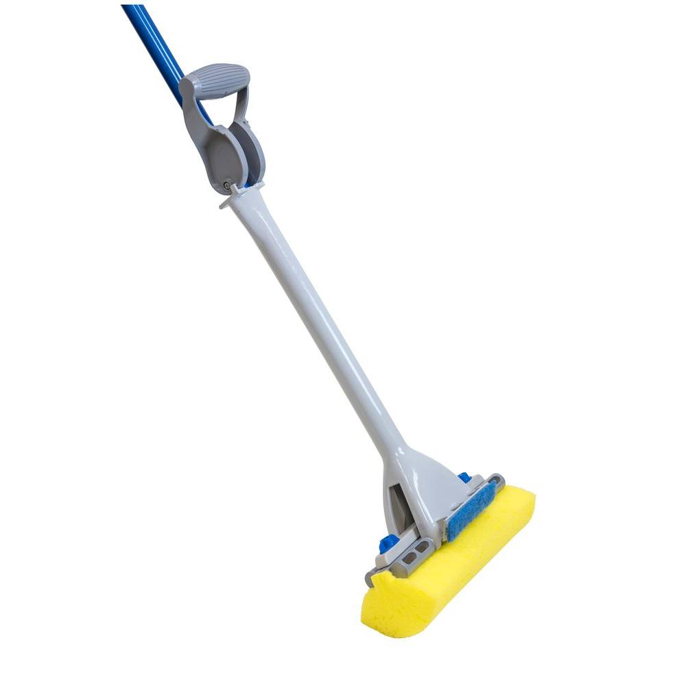 Quickie Automatic Roller Mop with Microban