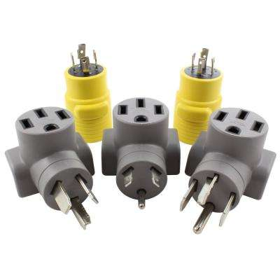 EV Compact Charging Kit of Adapters for Tesla Use Only