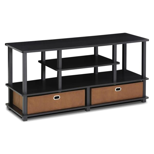 JAYA Espresso Storage Entertainment Center