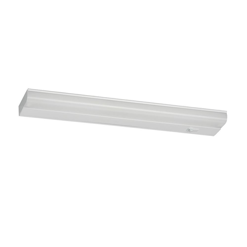 12 in. LED Array White Under Cabinet Light