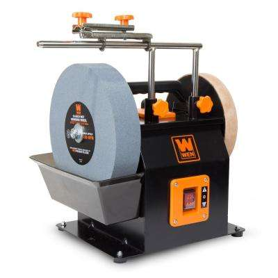 10 in. Two-Direction Water Cooled Wet/Dry Sharpening System