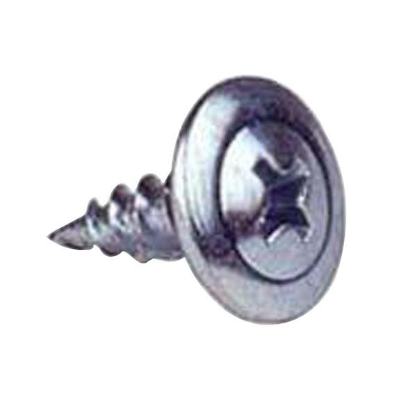 #8 x 3/4 in Phillips Truss-Head Drywall Screws (1lb-pack)