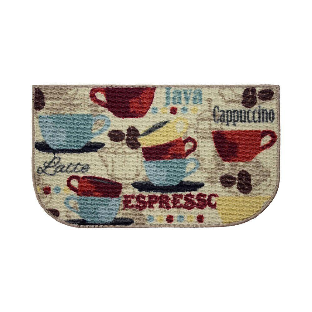 Structures Coffee 18 In. X 30 In. Textured Wedge-Shaped