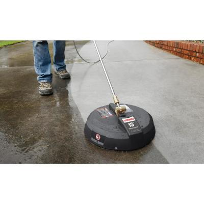 15 in. 3300 PSI Surface Cleaner for Gas Pressure Washer