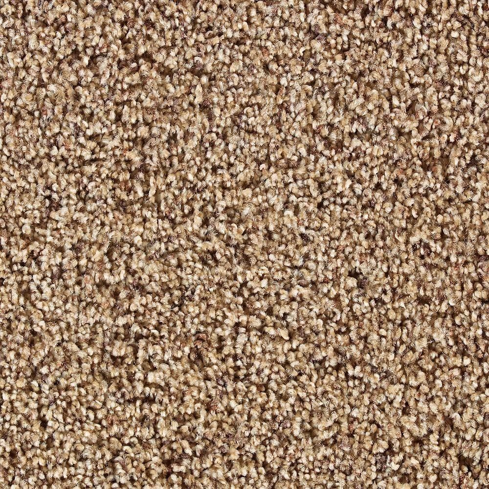 Martha Stewart Living Fontainebleau Fawn - 6 in. x 9 in. Take Home Carpet Sample-DISCONTINUED