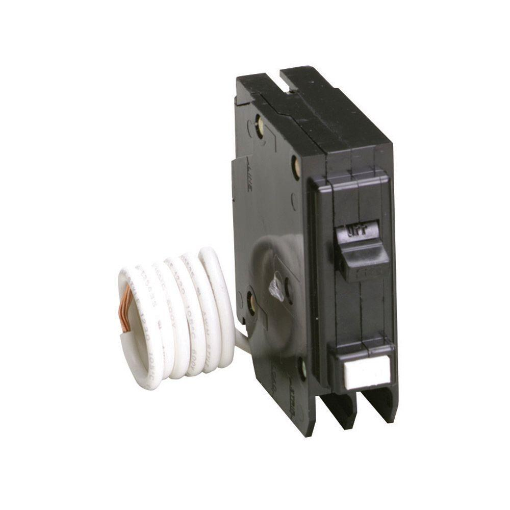 Eaton Type Br 15 Amp Single Pole Ground Fault Circuit Breaker Murray 15amp Singlepole Mpcircuit