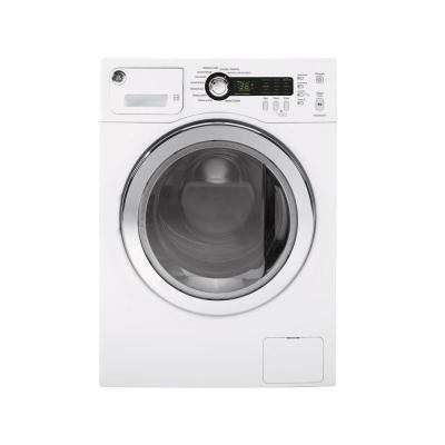 2.2 DOE cu. ft. Front Load Washer in White