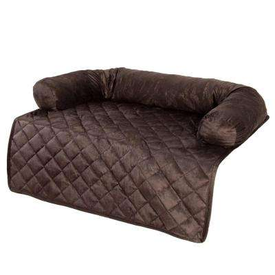30.5 in. x 32 in. Polyester Brown Pet Cover