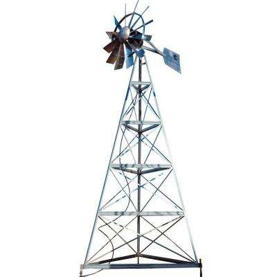 20 ft. Deluxe Windmill Aeration System