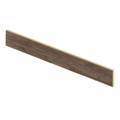 Greyson Olive 94 in. Length x 1/2 in. Deep x 7-3/8 in. Height Laminate Riser to be Used with Cap A Tread