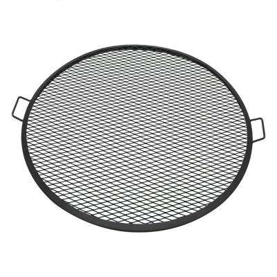 36 in. X-Marks Fire Pit Cooking Grill Grate