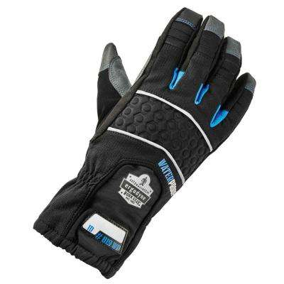 ProFlex X-Large Black Extreme Thermal Waterproof Gloves