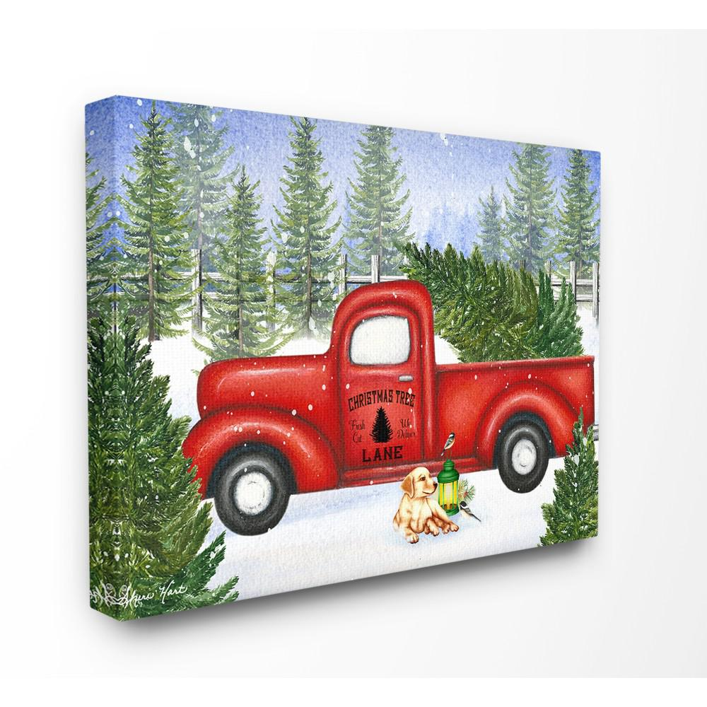 """Free Christmas Tree Pick Up: Stupell Industries 11 In. X 14 In. """"Holiday Christmas Tree"""