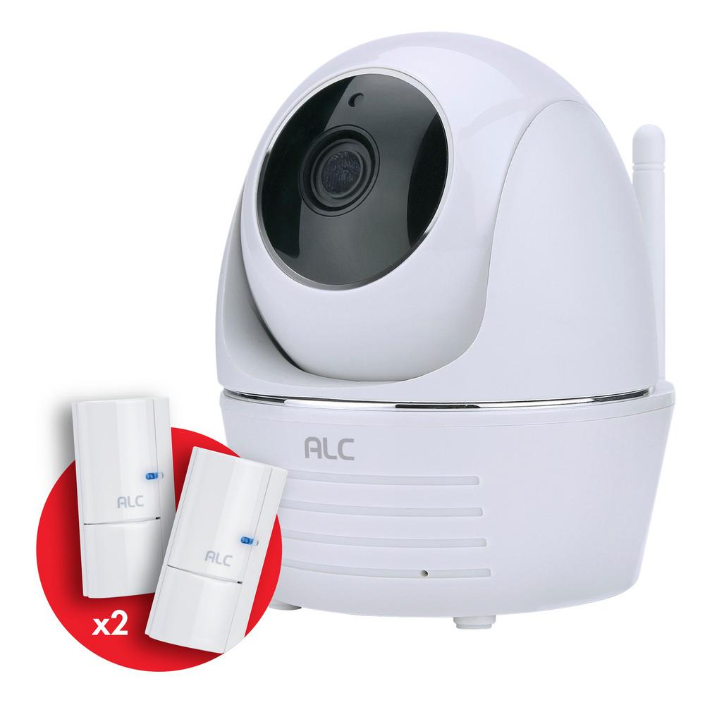 ALC SensorCam II 1080P Surveillance System with 1 Wireless Camera