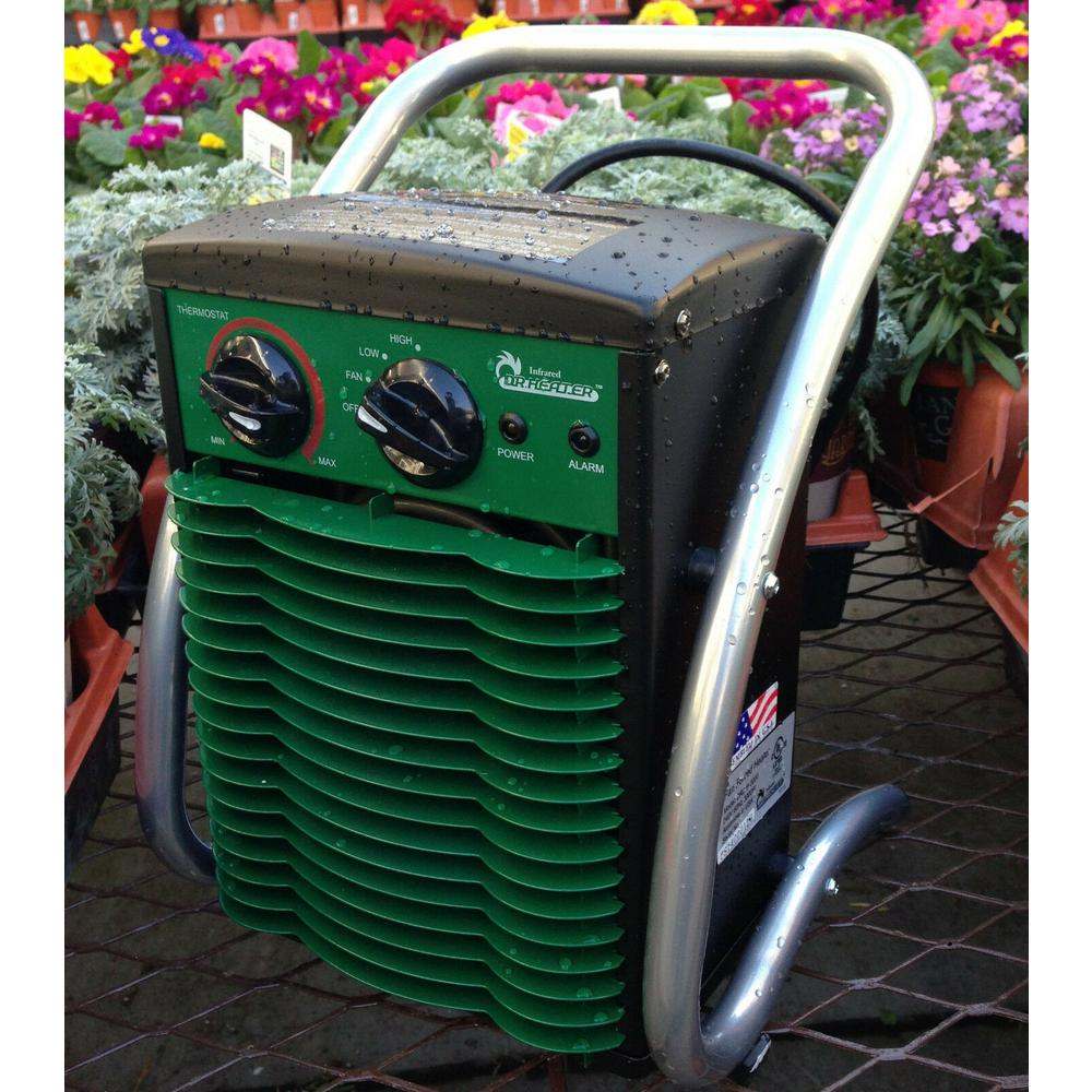 Dr Infrared Heater Greenhouse 3,000-Watt Garage Workshop ...