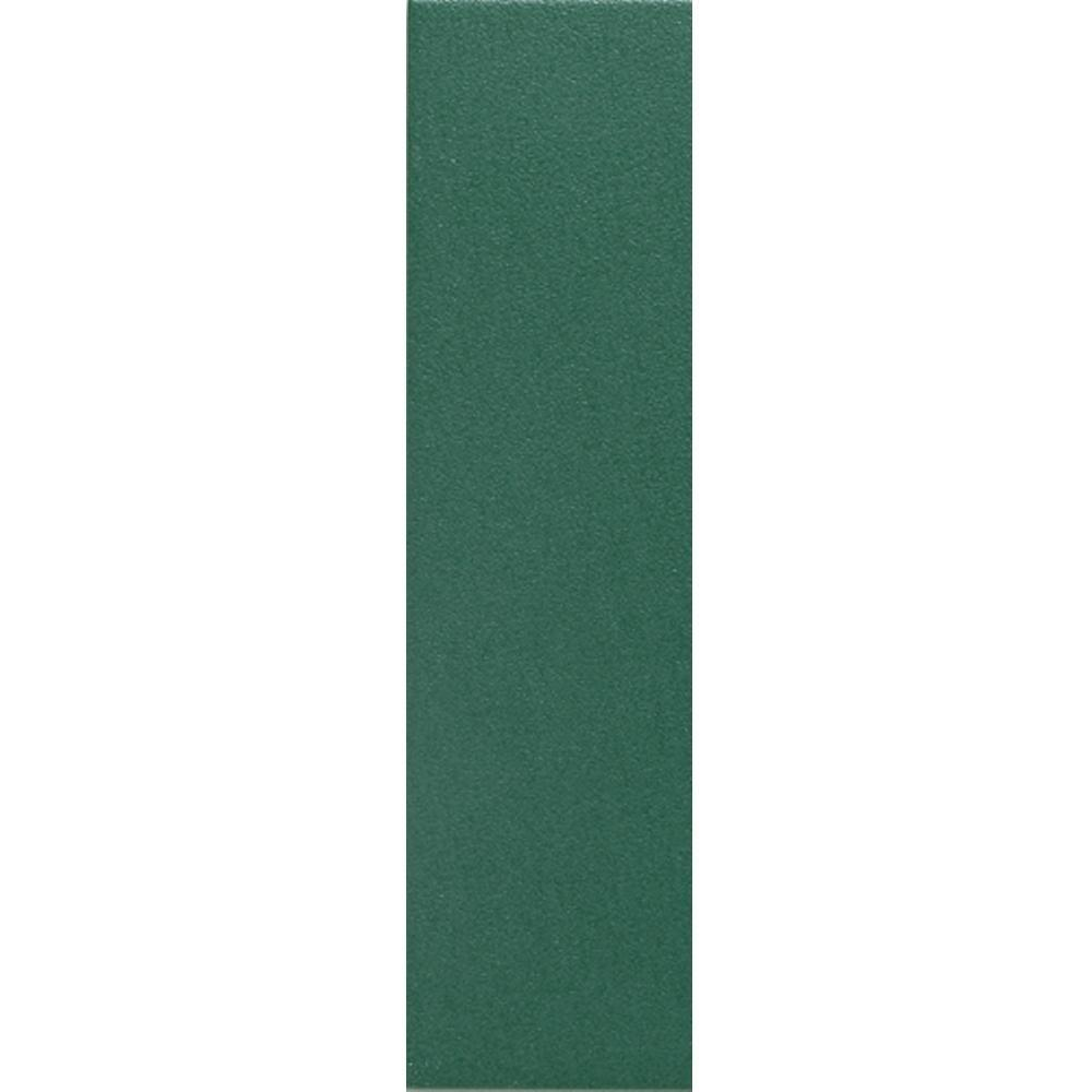 Daltile Colour Scheme Emerald Solid 1 in. x 6 in. Porcelain Cove Base Corner Trim Floor and Wall Tile