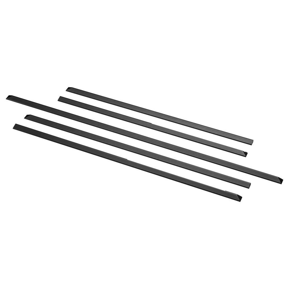 Slide-in Range Filler Kit in Dorian Gray