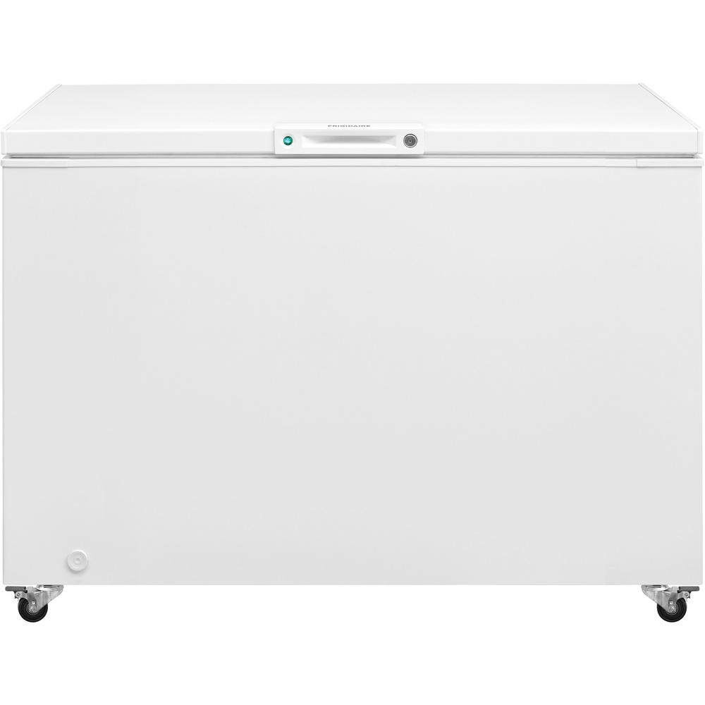 Frigidaire 12 8 cu  ft  Chest Freezer in White