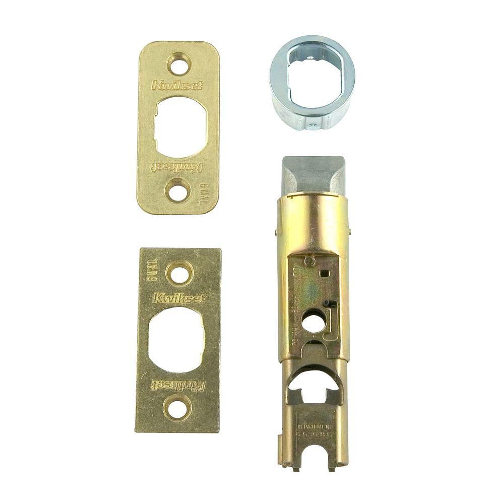 6-Way Adjustable Lock Plain Latch